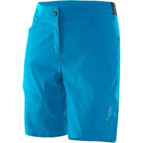 Löffler Comfort CSL Fahrradshorts Damen blau